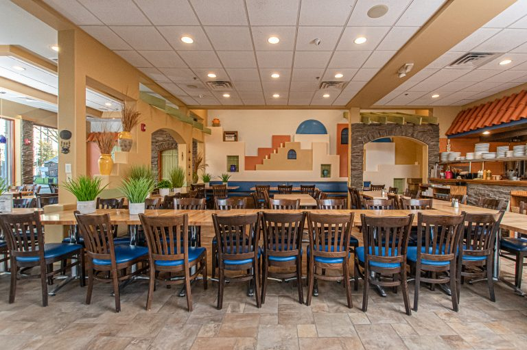 It's Greek To Me Fort Lee Interior