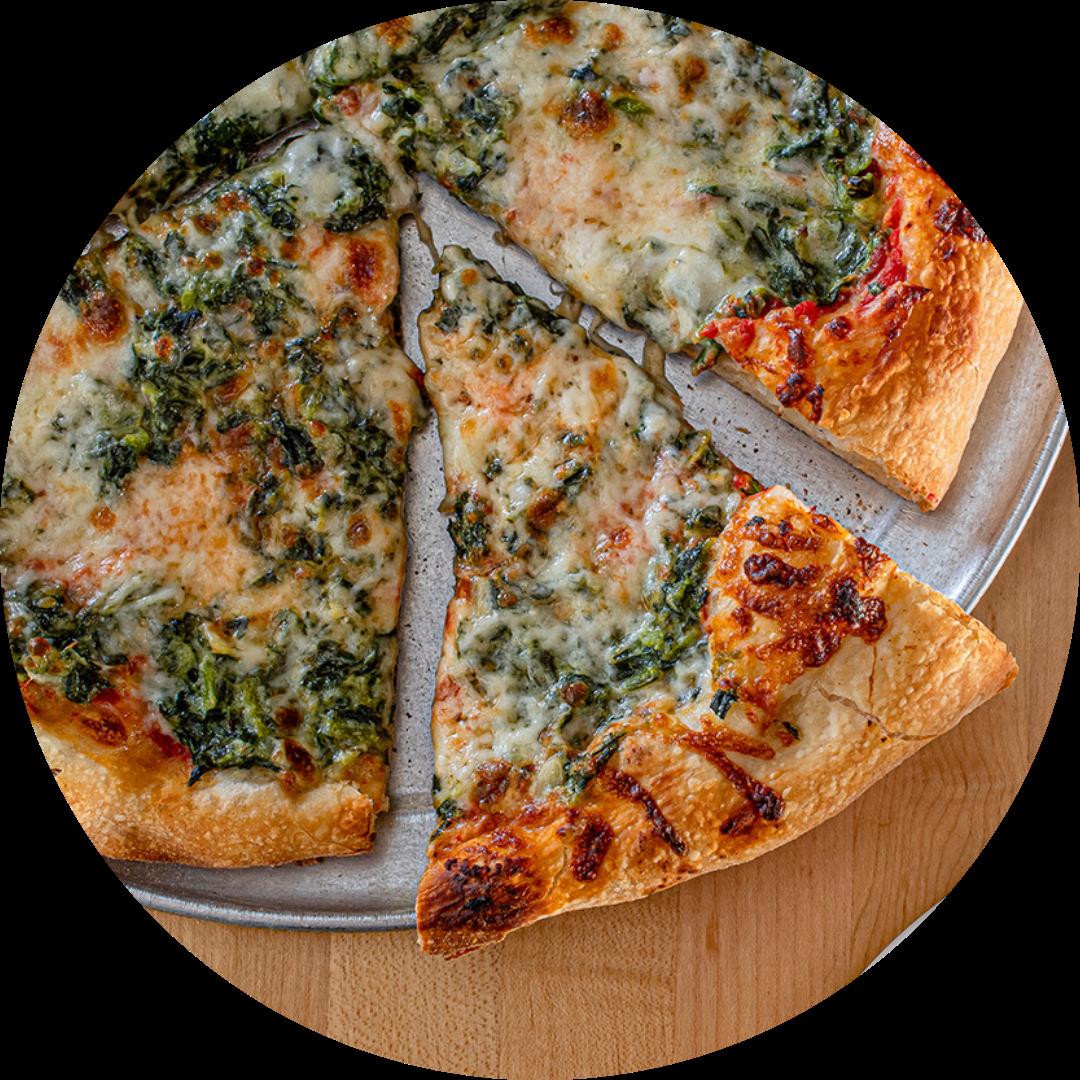 Spinach & Feta